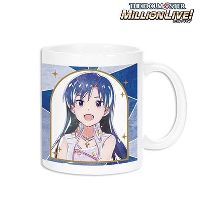 【アイドルマスター ミリオンライブ!】如月 千早 Ani−Art マグカップ【10月上旬発送予定】