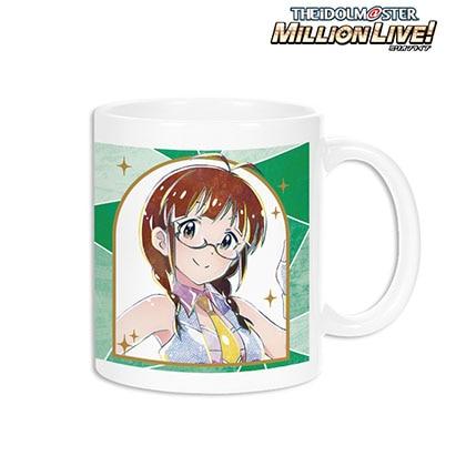 【アイドルマスター ミリオンライブ!】秋月 律子 Ani−Art マグカップ【10月上旬発送予定】