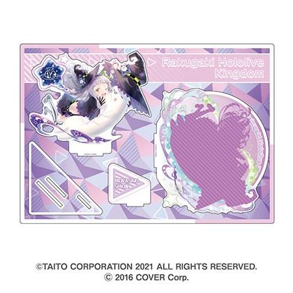 「ラクガキ キングダム」×「ホロライブ」ビッグアクリルジオラマ 紫咲? シオン【11月上旬発送予定】
