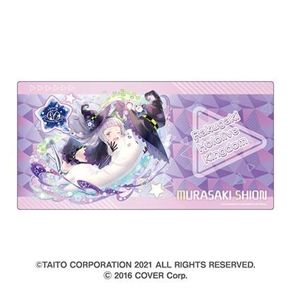 「ラクガキ キングダム」×「ホロライブ」ゲーミングマウスパッド 紫咲 シオン【11月上旬発送予定】