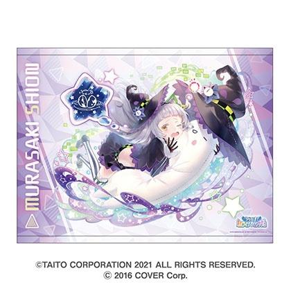 「ラクガキ キングダム」×「ホロライブ」B2タペストリー 紫咲 シオン【11月上旬発送予定】
