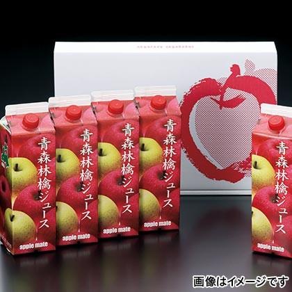 りんごジュース 5本