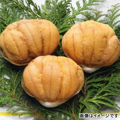 いわき名産「ウニ貝焼き」