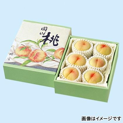 岡山産白桃 1.5kg