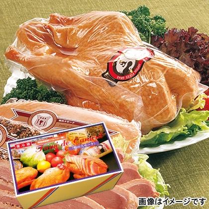 青森県産鴨フュメ・ド・カナール