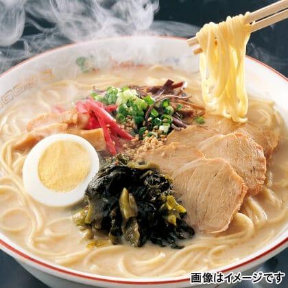 博多長浜ラーメン(九州の旅)21食