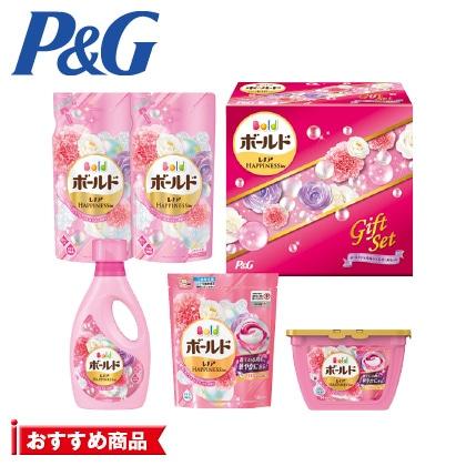 ボールド ジェル&ジェルボール3DセットA 写真入りメッセージカード(有料)込【慶事用】