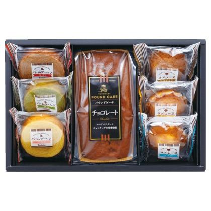 スウィートタイム 焼菓子セットB【弔事用】