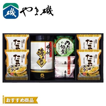 やま磯 味付海苔&食卓セットB【弔事用】