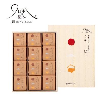 日本の極み うめみつぼし12粒【弔事用】