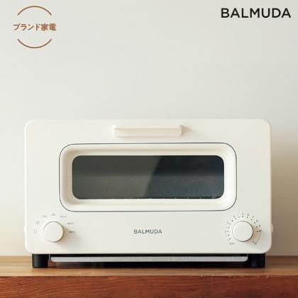 [バルミューダ]BALMUDA The Toasterトースターホワイト