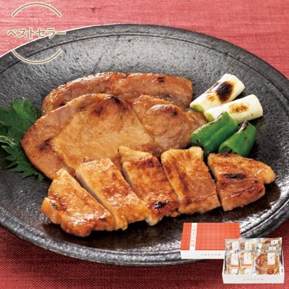 米の娘ぶたロース味噌漬セット