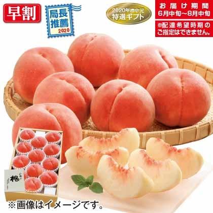 萩原フルーツ農園の桃C