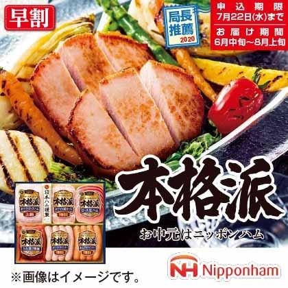 日本ハム本格派ギフトセット NH−509