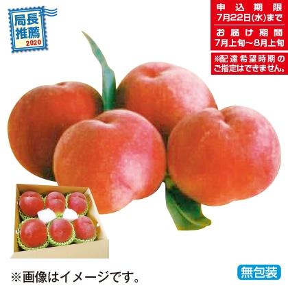 山梨の桃(白鳳・白桃)