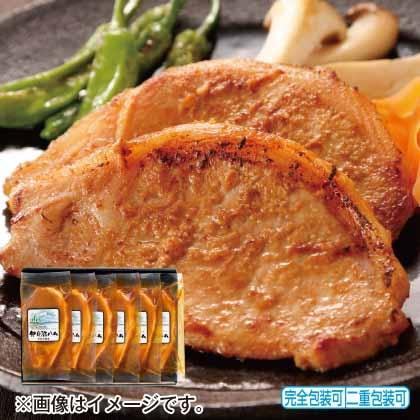 宮城県産豚ロース味噌漬け