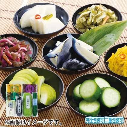京漬物「夏の味わい」