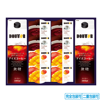 ドトールアイスコーヒー&ゼリー詰合せDRJ−30