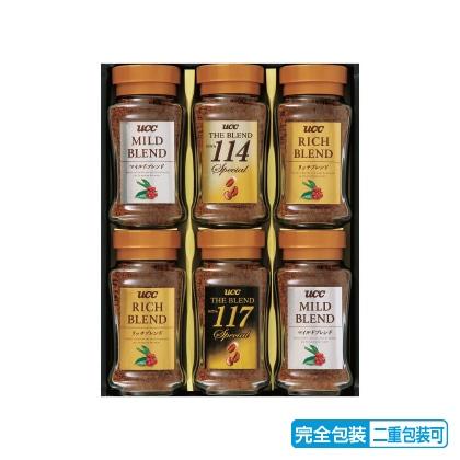 UCCインスタントコーヒーギフトD−30A