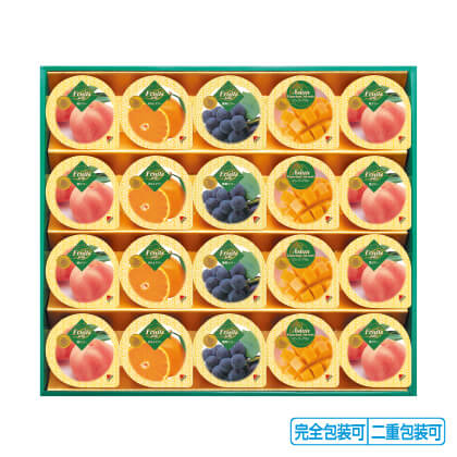 金澤兼六製菓 サマーギフトゼリー TKK−25