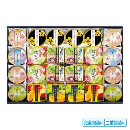 金澤兼六製菓 デザートギフトうららか TUB−50