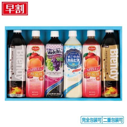 ボトル飲料バラエティギフト BIB−25