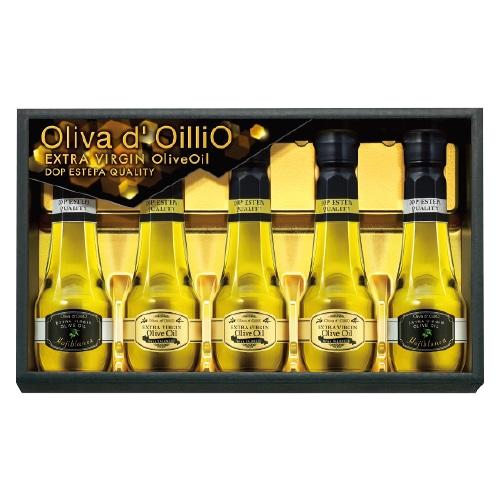 Oliva d'OilliO EXVオリーブオイルギフト