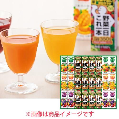カゴメ 野菜飲料バラエティギフト(紙容器)