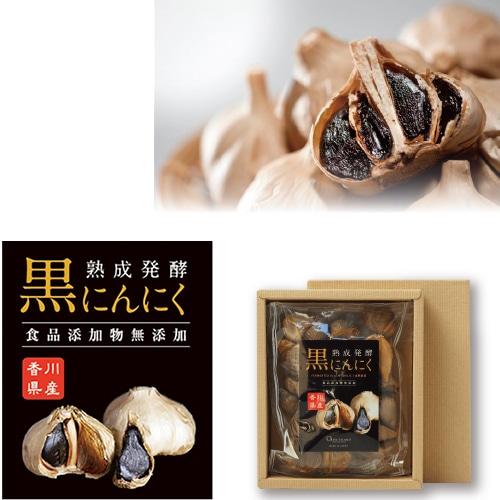 香川県産 熟成黒にんにく(35粒)