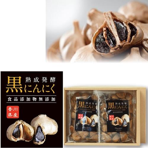 香川県産 熟成黒にんにく(70粒)