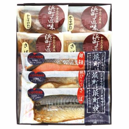 かんたん煮魚・焼魚