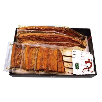 大井川鰻(長焼2枚・串焼3枚)