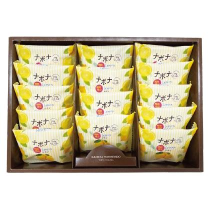 ナボナロングライフ レモン14個入