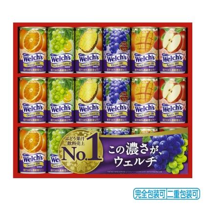 アサヒ飲料 ウェルチ100%果汁ギフト W20N