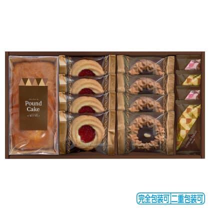 千寿堂ロシアケーキ&焼き菓子セット GH−30