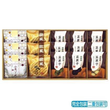 千寿堂小豆パイ・ヴァッフェル和菓子詰合せ DW−30