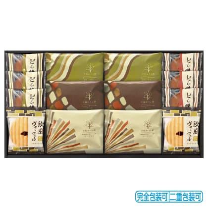 千寿堂 千枝かりん糖&どら焼き・菓子詰合せ KR−30