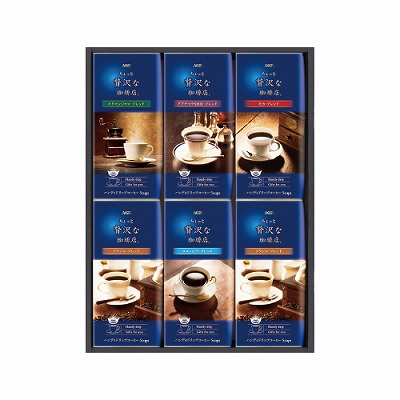 AGF ちょっと贅沢な珈琲店 ドリップコーヒーギフト