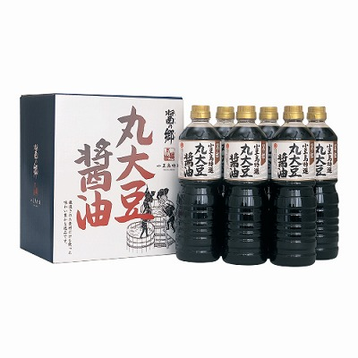 タケサン 小豆島 特選丸大豆醤油