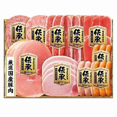 伊藤ハム 伝承 スライスハム詰合せ(国産豚肉使用)