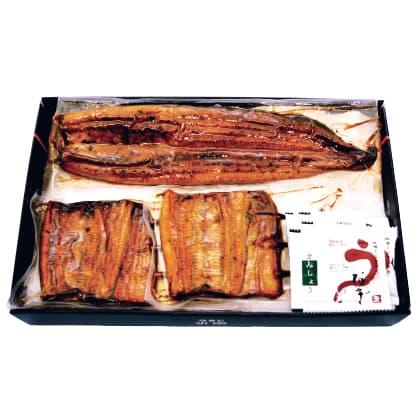 大井川鰻(長焼・串焼2枚)