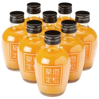 定松みかんジュース(8本入り)