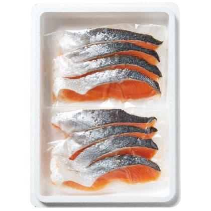 甘塩銀鮭切身