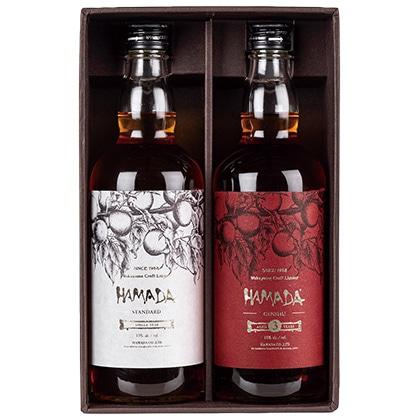 梅酒HAMADA Red&White