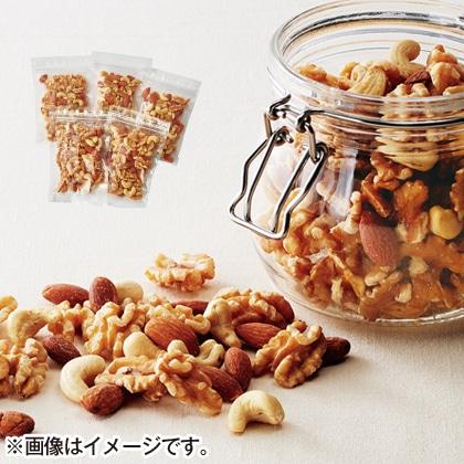 無塩素焼き ミックスナッツ
