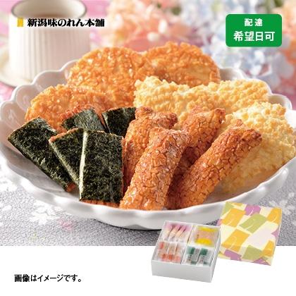母の日米菓詰合せ