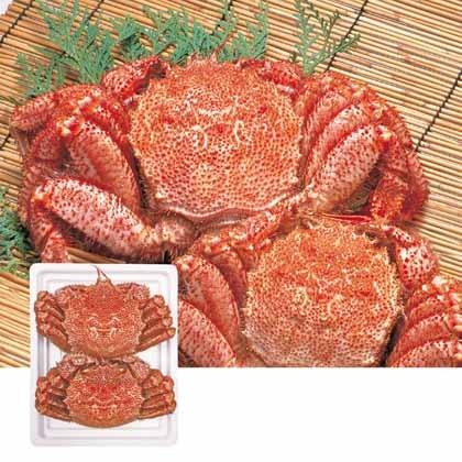 北海道産 毛がに 350g×2