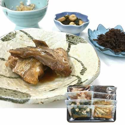 国産天然海鮮ちょい呑みお供の惣菜セット