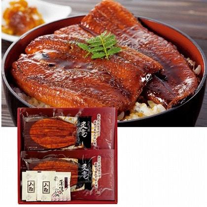 愛知県産うなぎ蒲焼 (レンジで簡単調理)A