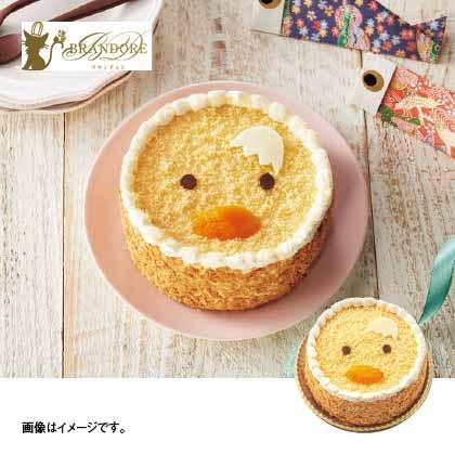 ひよこケーキ